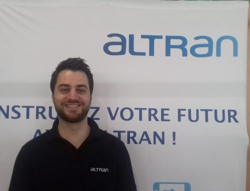 Interview de Sylvain Colas pour le groupe Altran en France