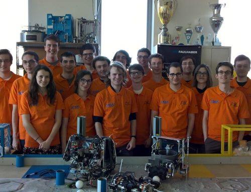 Club Robot ESEO – Dans l'antre de l'équipe