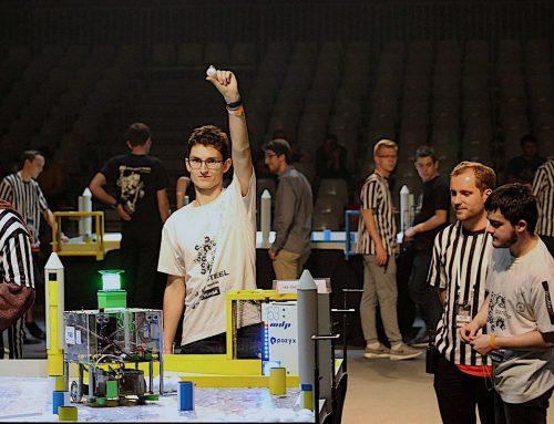 Enigma Robotics – La réunion de deux équipes