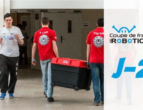 J-2 : Il est l'heure de faire vos valises