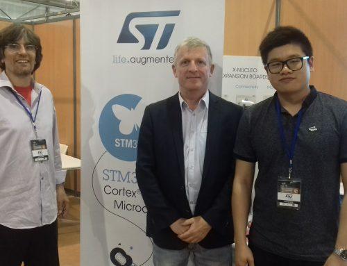 Interview de Jean-Luc Estienne et Marc Piedallu, ST Microelectronics